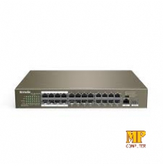 24-port 10/100Mbps +1 GE/SFP Slot PoE Switch TENDA TEF1126P