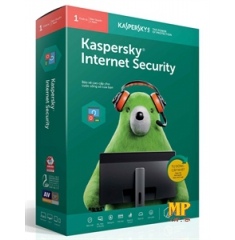 Phần mềm Kaspersky Internet Security 5PC