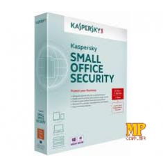 PHẦN MỀN Kaspersky Small Office Security cho 1Server + 5PC (1Year) CHÍNH HÃNG