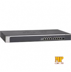 Switch NETGEAR XS708E 8-port 10-Gigabit ProSafe Plus Switch