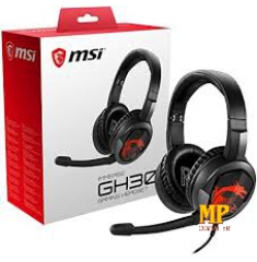 HEADSET GAMING MSIIMMERSE GH30
