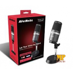 Microphone USB AverMedia AM310