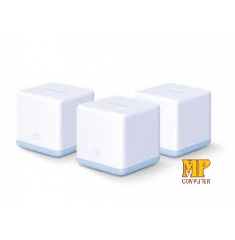 Thiết bị mạng Router Mercusys Halo S3 (3-Pack)