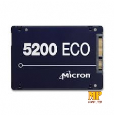Ổ CỨNG SSD ENTERPRISE MICRON 5200 ECO 480GB