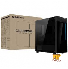 Vỏ case GIGABYTE C200 GLASS (GB-C200G)